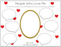 Printable Worksheets  Worksheets On Self Esteem ...