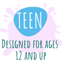 Therapeutic Worksheets for Teens [ 1080 x 1080 Pixel ]