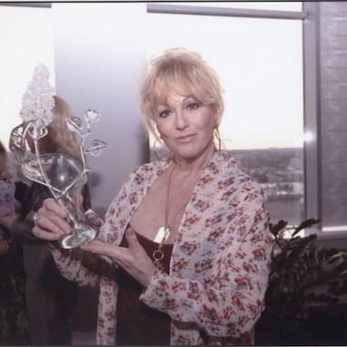 Trophée du festival : Lilas de cristal