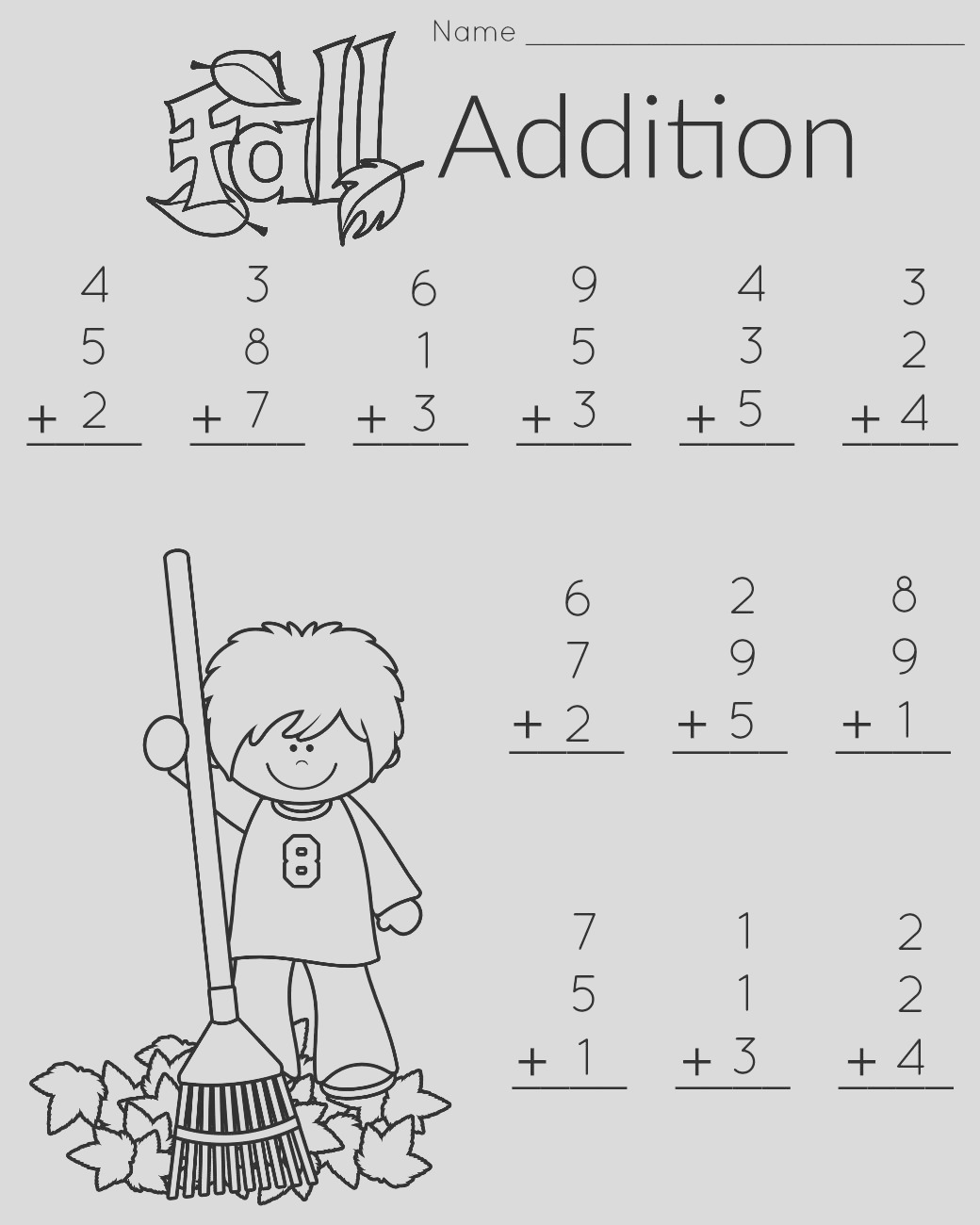 45 Luxury Photos Of Math Coloring Worksheet 1st Grade