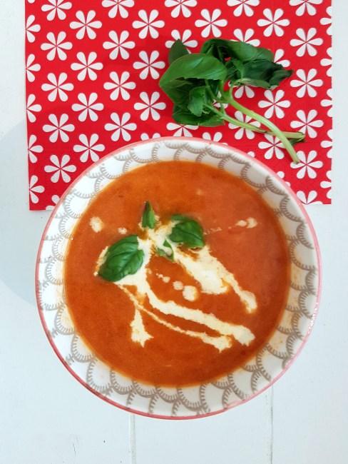 homemade tomatensoep