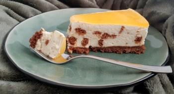 kruidnoten mandarijnen cheesecake
