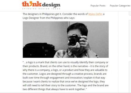 Think Design Blog