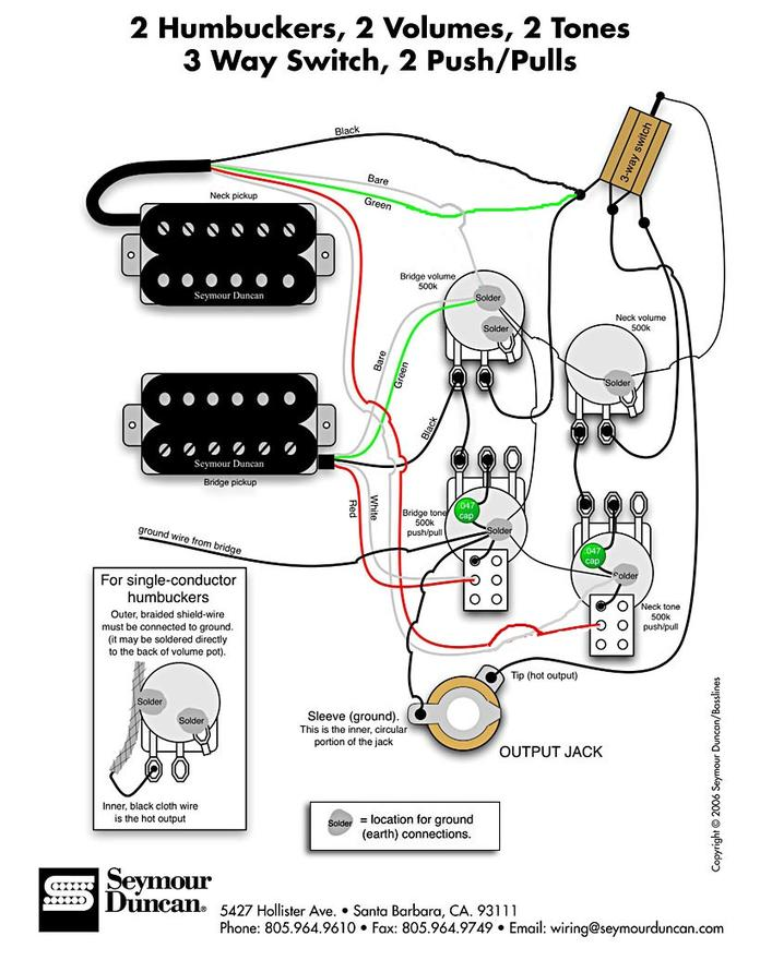UNIVERSITAS PLAJU: [Download 39+] Push Pull Epiphone Les
