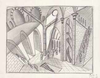 Piranesi's prison