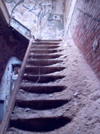 Decayed Stairs