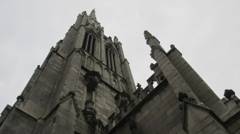 Cathedral Spire