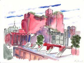 High Line & Gansevoort St.