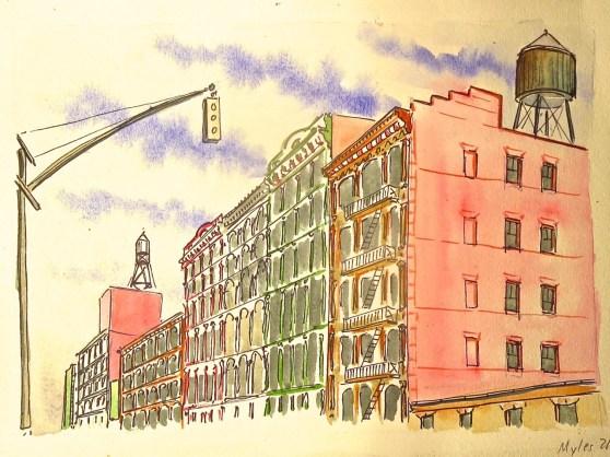 Greene & Prince Streets