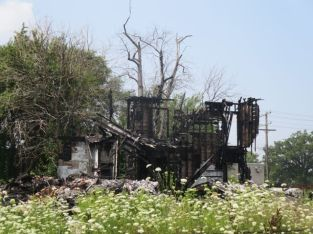 On Devil's Night (Oct 30) thousands of homes fall prey to arsonists.