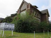 The Caroline Crosman school (built 1911)