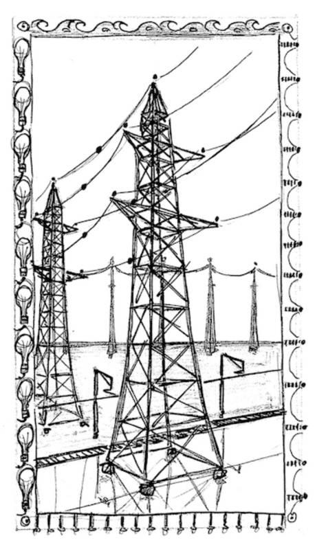 Overhead Power Lines