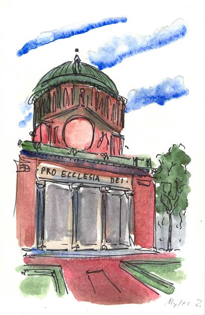 Columbia University: Saint Paul's Chapel