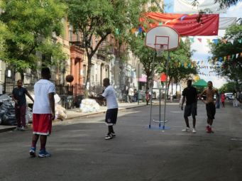 Play Street at 159th Street