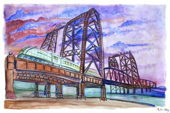 Dock Street Bridge