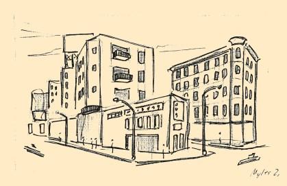 Eldridge and Division Street