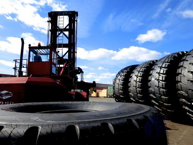 Big tires, bigger nation