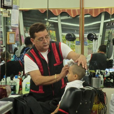 South Bronx Haircut