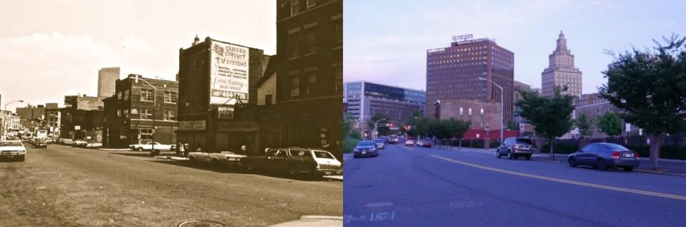 Orange Street homes -(demolished by Rutgers University)