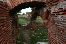 Baths of Ostia Antica