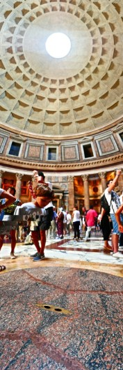 Pantheon Panoramic