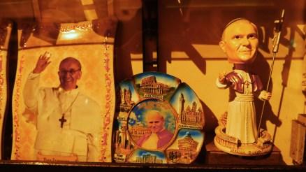 Pope Francis Memorabilia