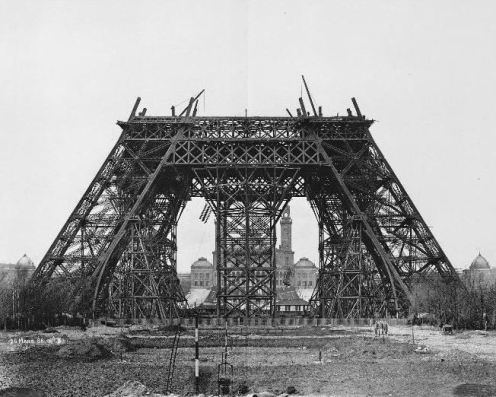 20 March 1888 - Completion of the first level
