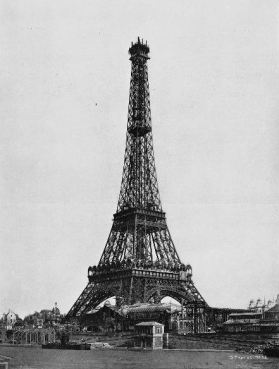 15 March 1889 - Construction of the cupola
