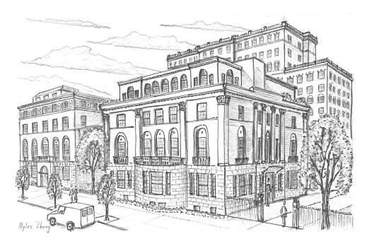 Faculty House