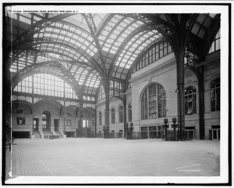 Concourse c.1905-1915