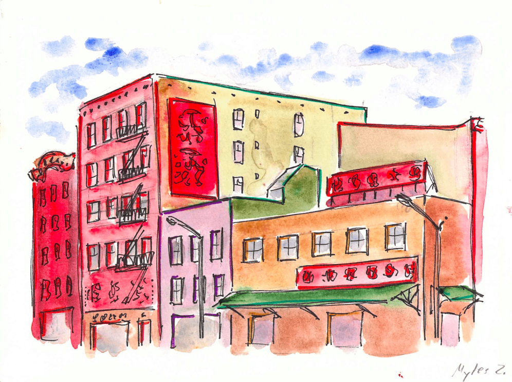 Businesses in Lower East Side