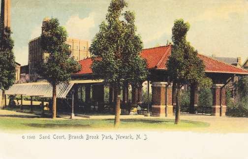 Sand Court near Clifton Avenue