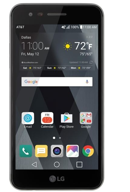 Tracfone LG L57BL smart phone passed through the FCC – My LG