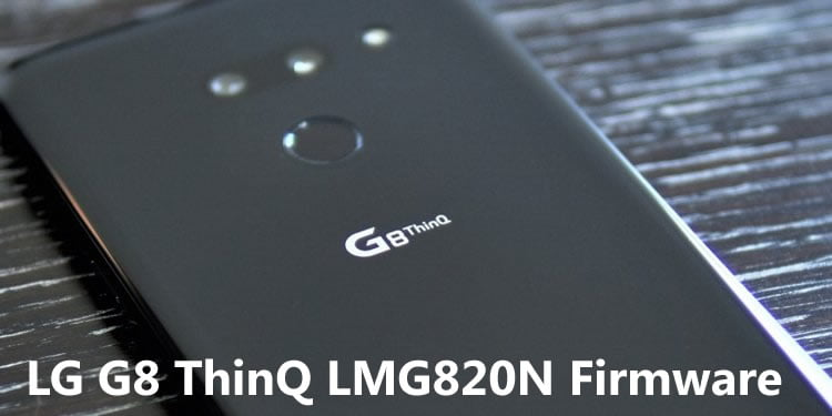 LG G8 ThinQ Stock kdz firmware - Korea Open - My LG Cell Phones