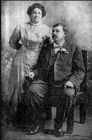 Louis Condley and wife Thérèse Condley  Child of Charles Condley