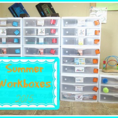 Summer Workboxes
