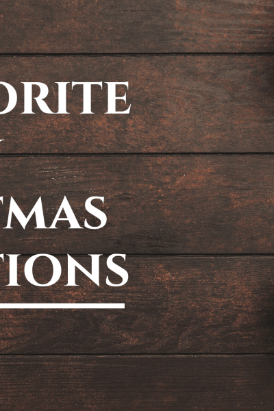 10 favorite family Christmas traditions via cindyrinna.com