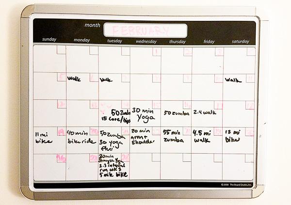 February exercises