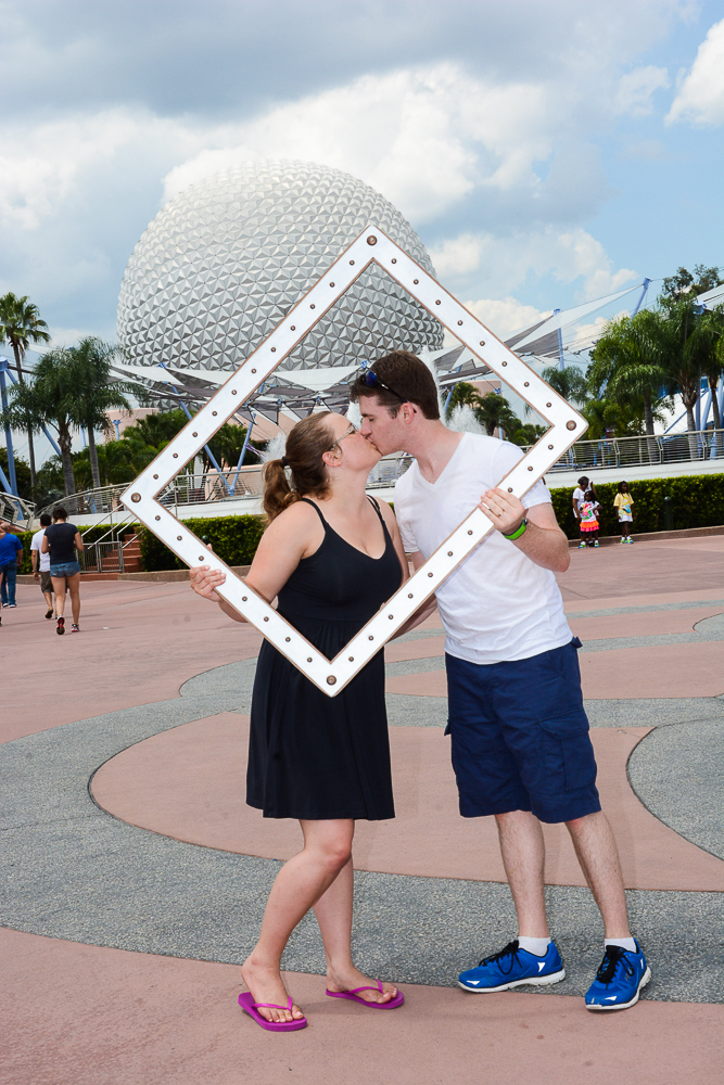 Epcot Photopass