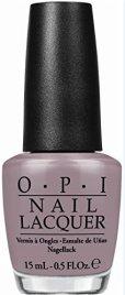 opi taupeless beach, fall grey nail color