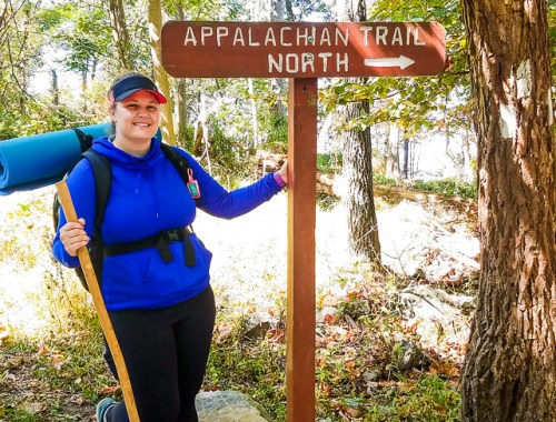 North on the Appalachian Trail