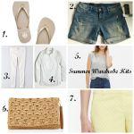 Summer Wardrobe Hits Recap