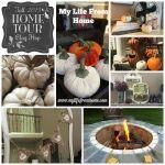 2015 Home Tour Blog Hop: A Glimpse of Fall