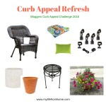 Curb Appeal Challenge 2016: Front Porch Refresh & Lighting