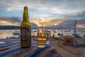 copacabana harbor cerveza