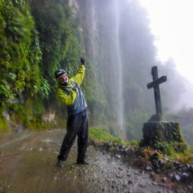 THE death road cross 1