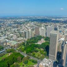 sydney tower park