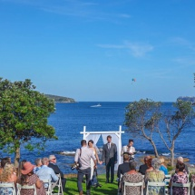 Manly Scenic Walk Wedding