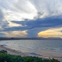 byron Beach sunset