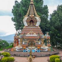 Kopan-garden temple big close I